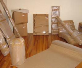 Упаковка мебели для переезда
