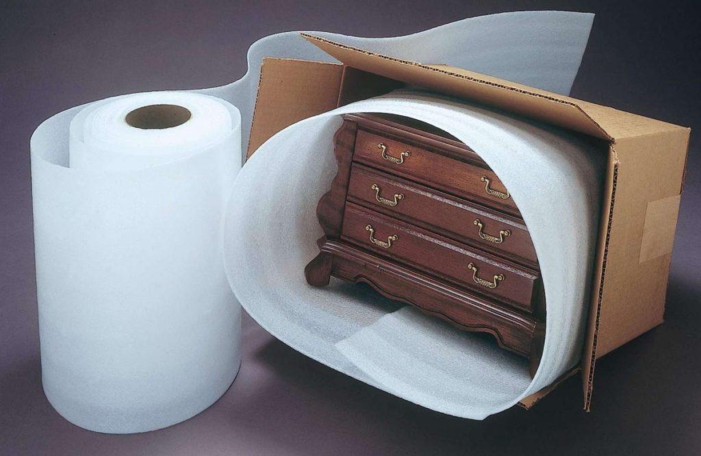 Профессиональная упаковка мебели