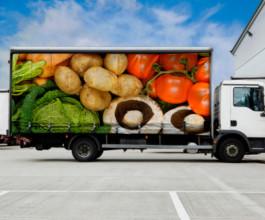 Транспортировка скоропортящихся продуктов