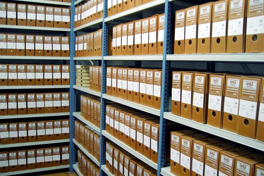 Перевозка архива - фото 2