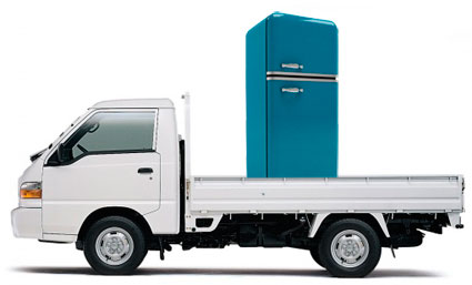 Как перевозить холодильник - фото 2