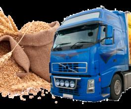Перевозка зерна