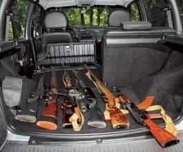 Перевозка огнестрельного оружия