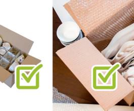 Как правильно упаковать посуду для переезда