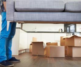 Просчет переезда мебели