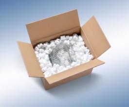 Применение насыпной упаковки